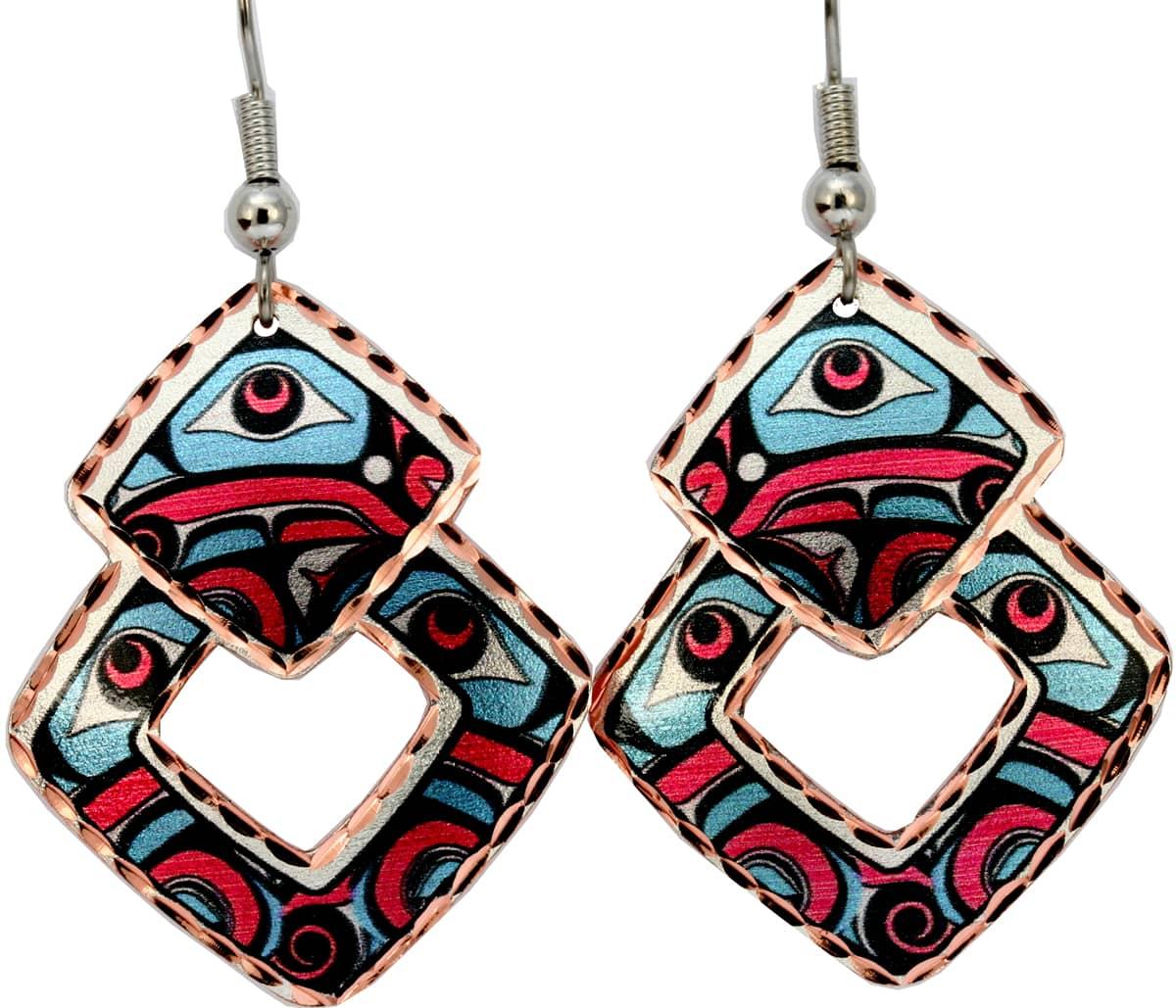 Alaska Native Earrings