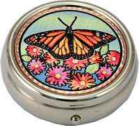 Wholesale Butterfly Pill Boxes