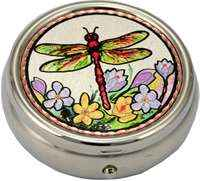 Unique Dragonfly Pill Boxes