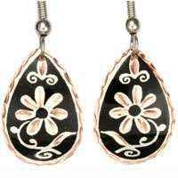 Flower Jewelry Earrings