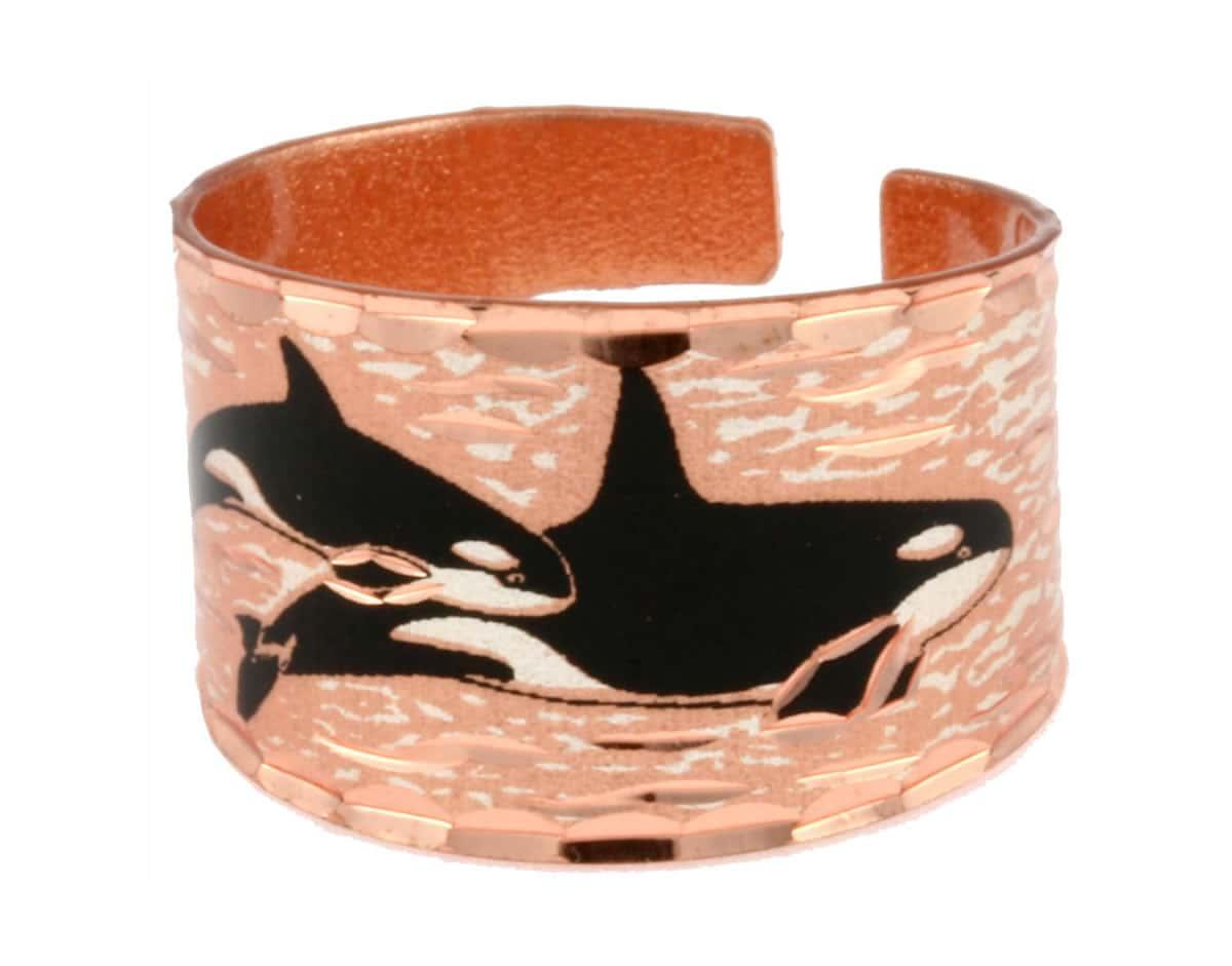 Killer Whales Rings