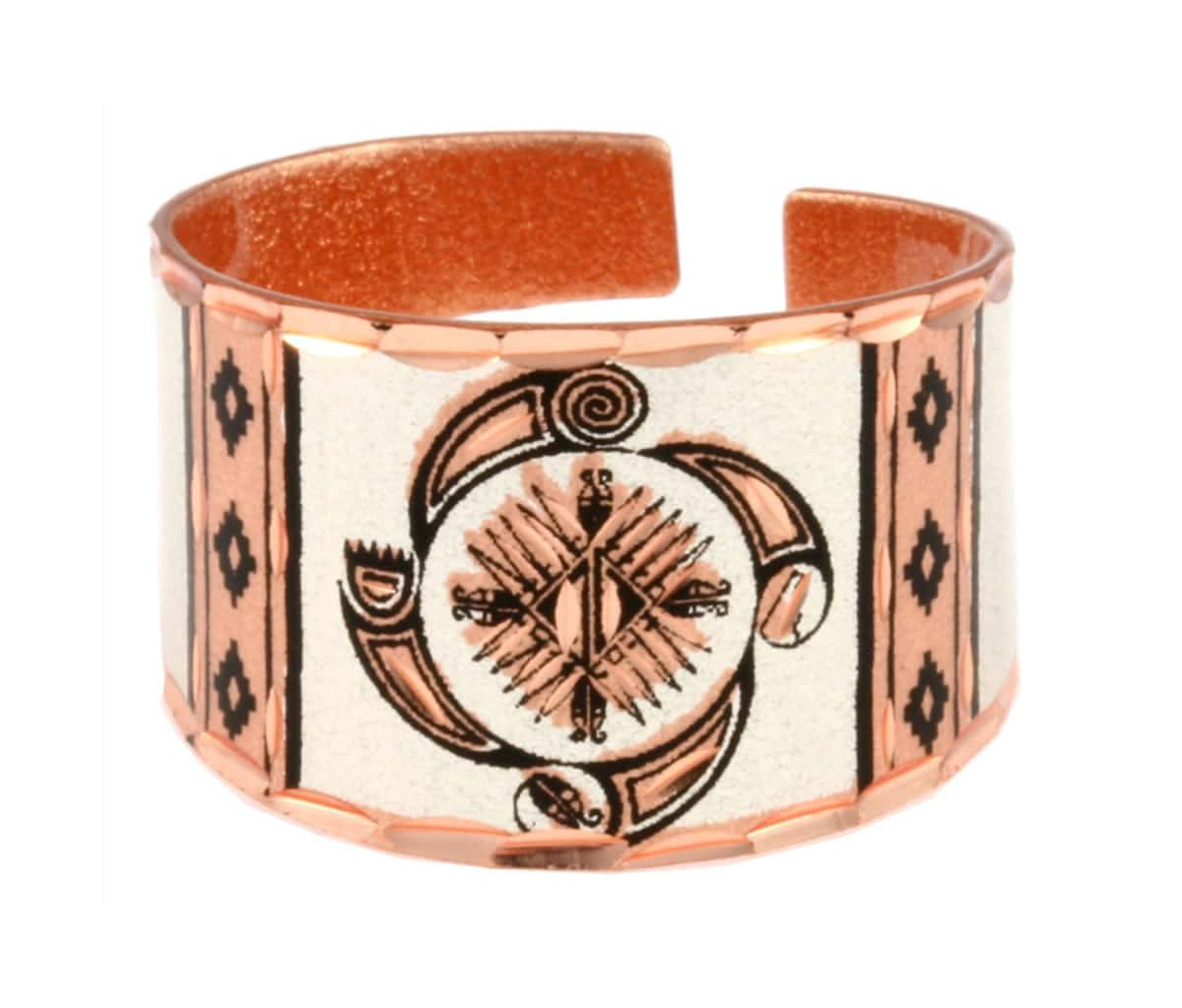 Native Four Elements Symbol Rings