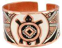 Southwest Native Turtle Jewelry Rings