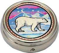 Polar Bear Pill Boxes