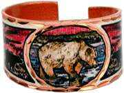 Wildlife Animal and Native Rings