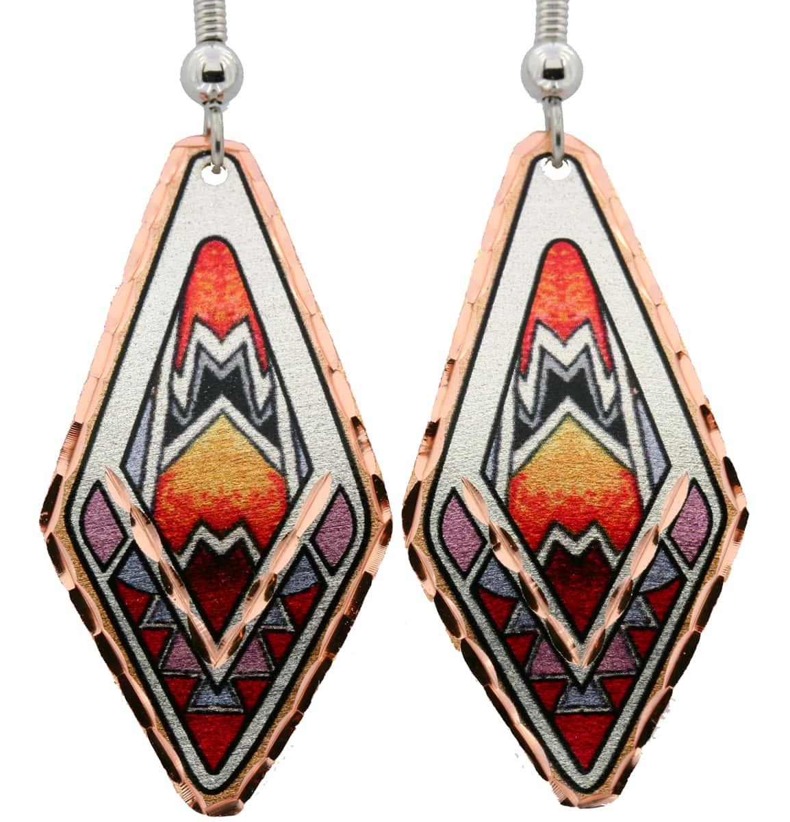 SW Native American Earrings