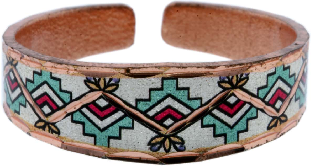 SW Native Rainbow Wholesale Rings, Handcrafted Rings