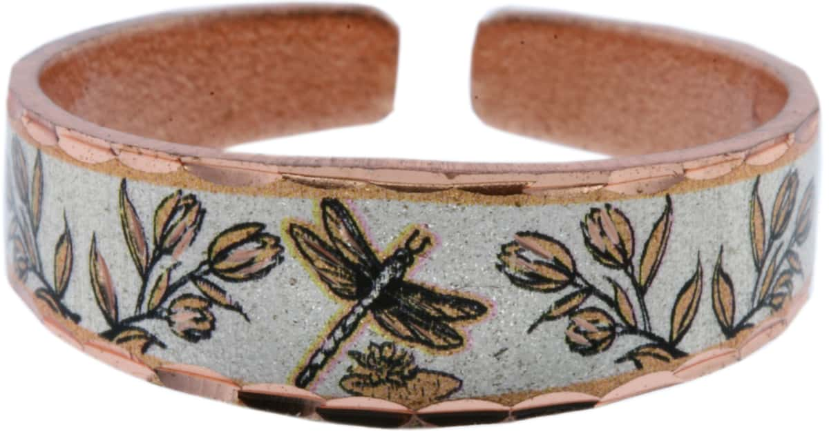 Handcrafted Rings, Dragonfly Jewelry Rings