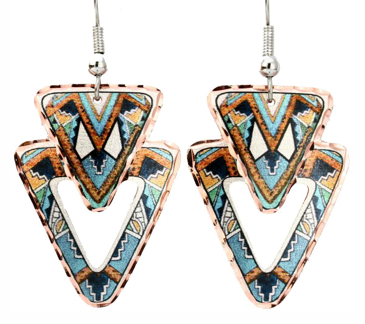 Native Earrings Designed by Lynn Bean
