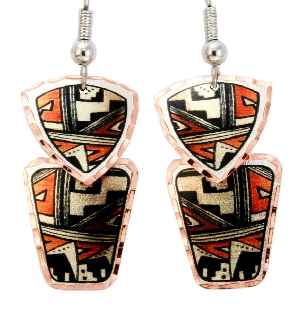 Purchase SW Native Pueblo Art Earrings Now!