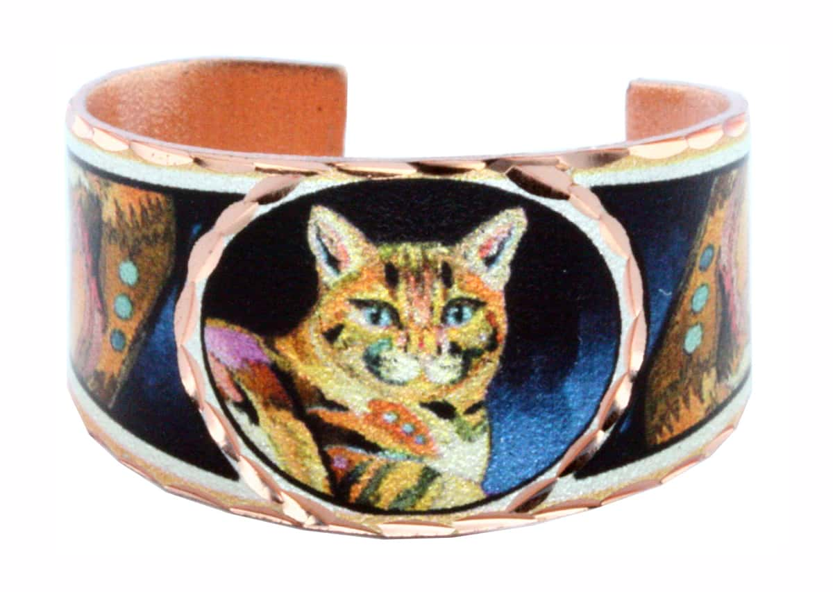Cat Rings Designed by Bob Coonts
