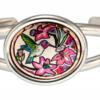 Buy colorful hummingbird wire bracelet. Adjust to your wrist to wear comfortably