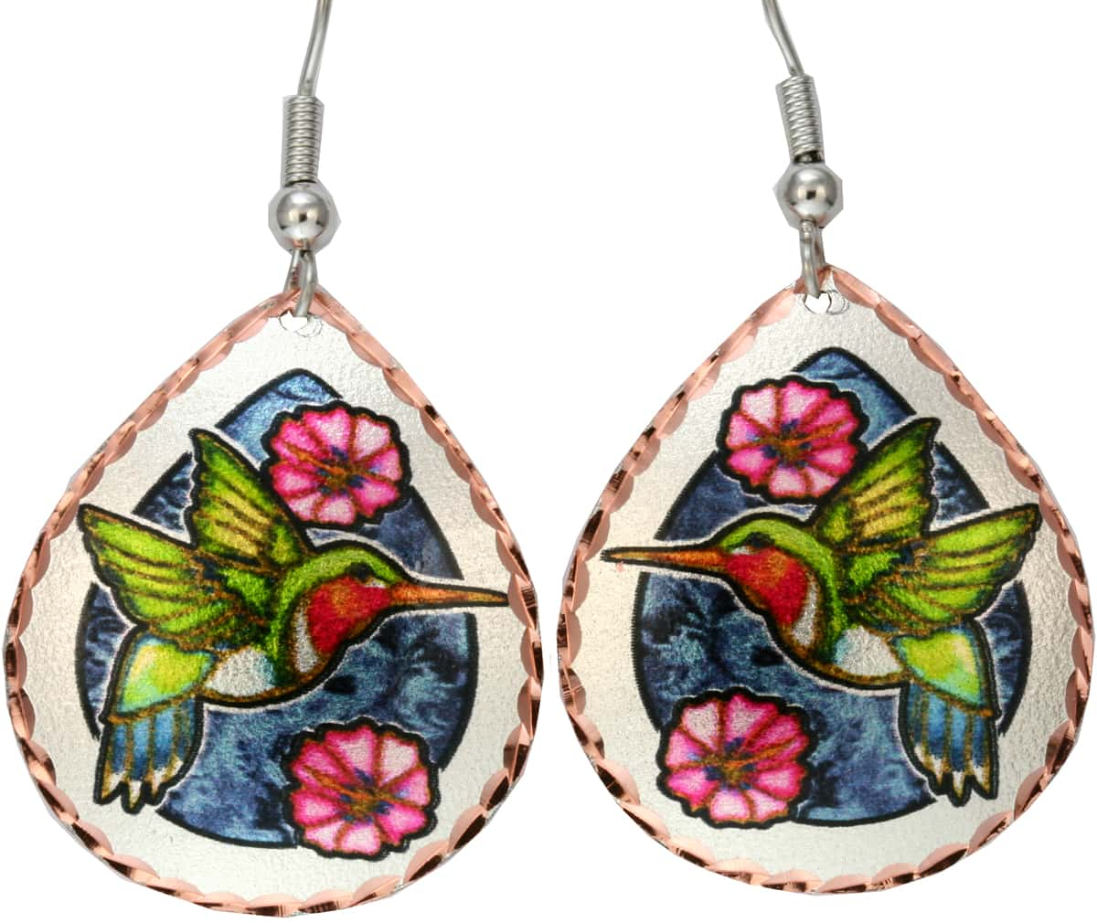 Buy Charming Hummingbird Earrings