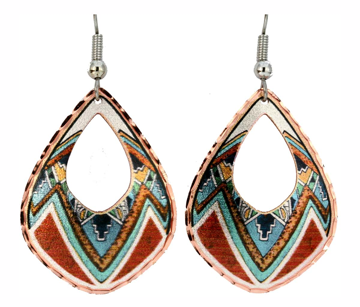 Stylish and Original Native American Earrings