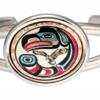 NW Native American eagle wire bracelet. You will be impressed with attention we pay to the detail and workmanship