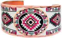 Buy adjustable SW Native American rings created in vibrant colors
