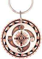 Buy appealing Native medicine wheel keychains