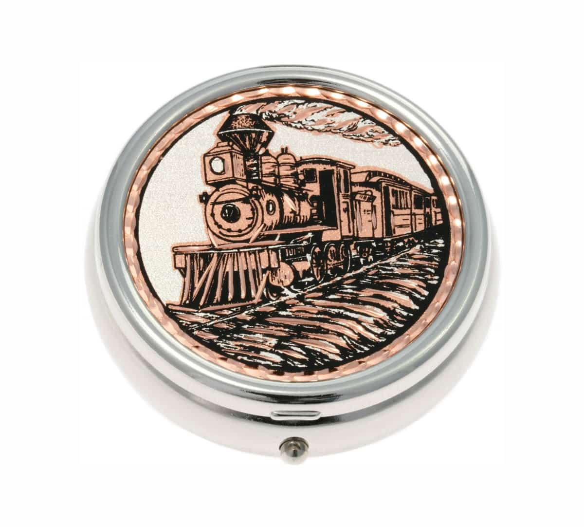 Special Handmade Gifts,  Exquisite Train Pill Boxes