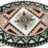Buy Western Belt Buckles with Diamond Cut Copper Native American Designs