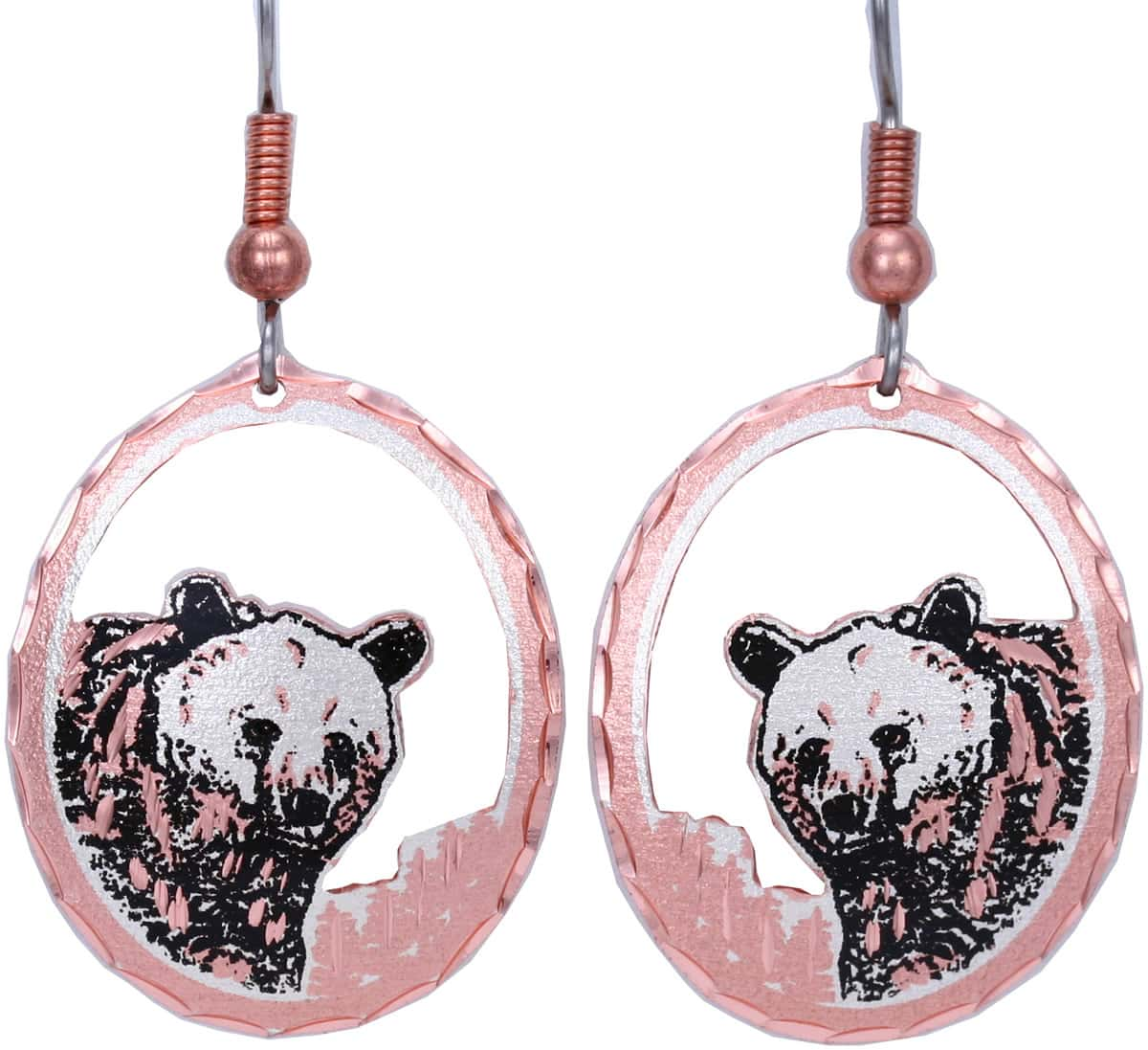 Handmade Bear Earrings Wholesale