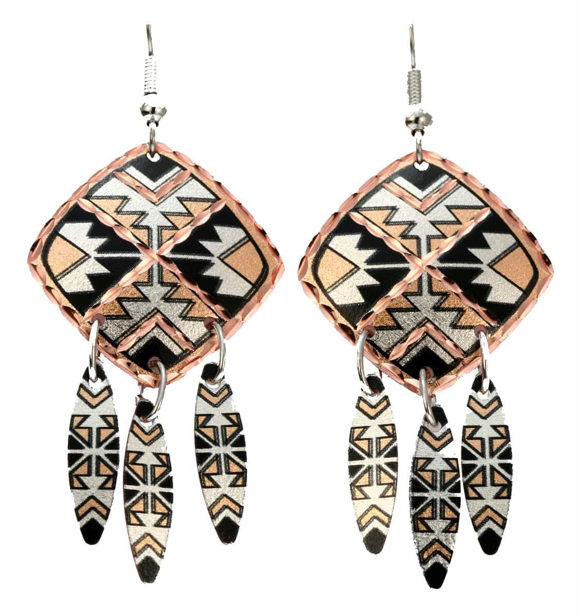 Southwest-Indian-Dangle-Earrings-JM-42