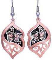 Buy unique butterfly earrings for butterfly lovers