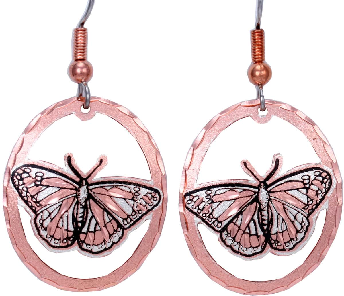 Wholesale Butterfly Jewelry Earrings CN-682