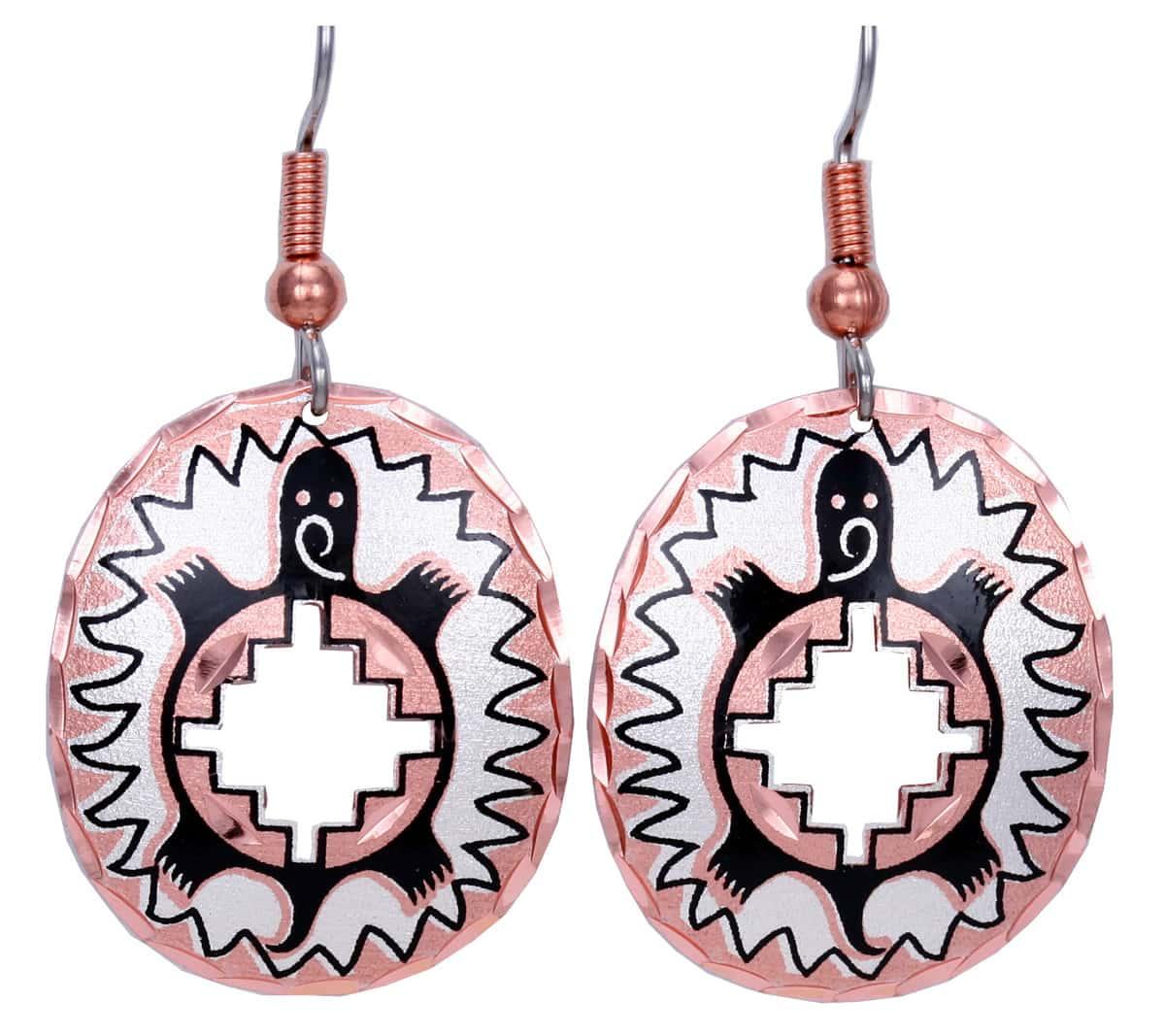 Handmade Turtle Earrings Wholesale