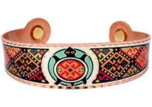 Unique Turtle Magnetic Copper Bracelets