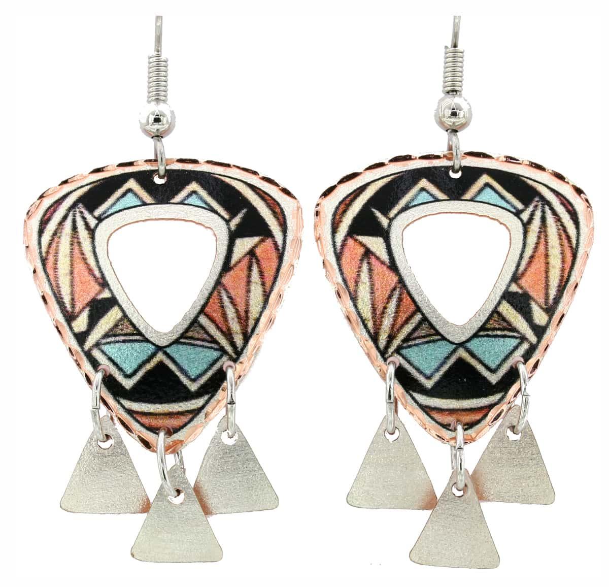 SW Native Dangle Earrings