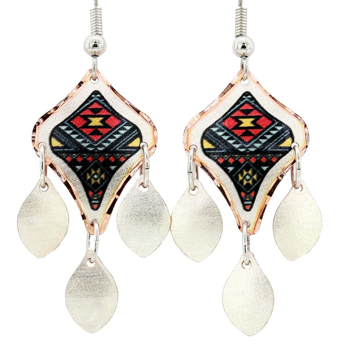 Dangle SW Native Earrings