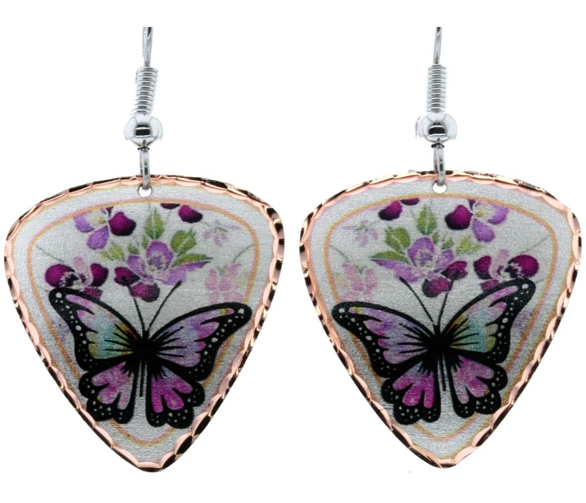 Unique Butterfly Earrings