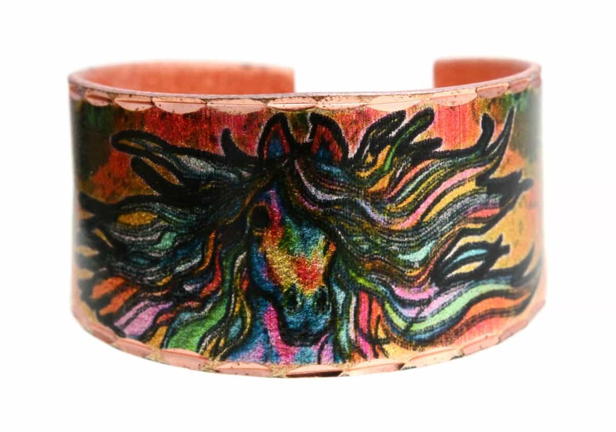 Horse Rings Designed by Lynn Bean