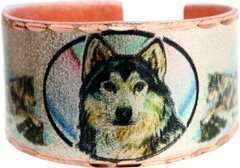 Timber Wolf Ring