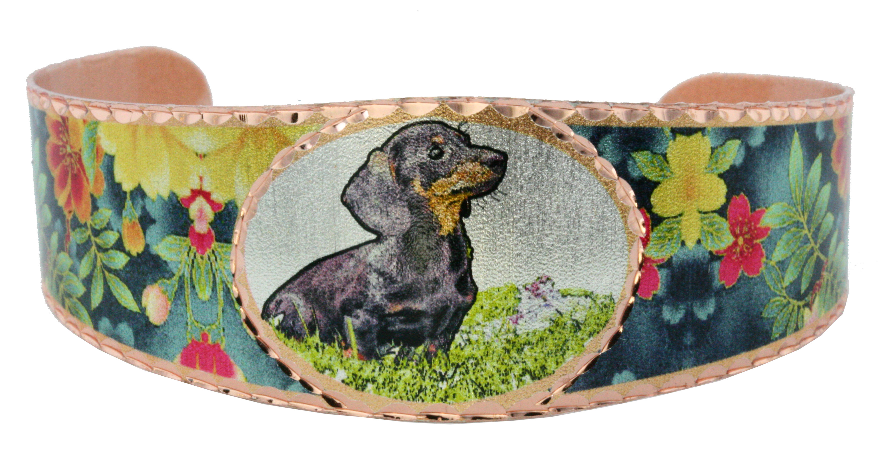 Dog Jewelry Dachshund Bracelet