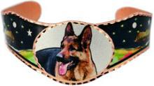 Dog Jewelry German Shepherd Bracelets