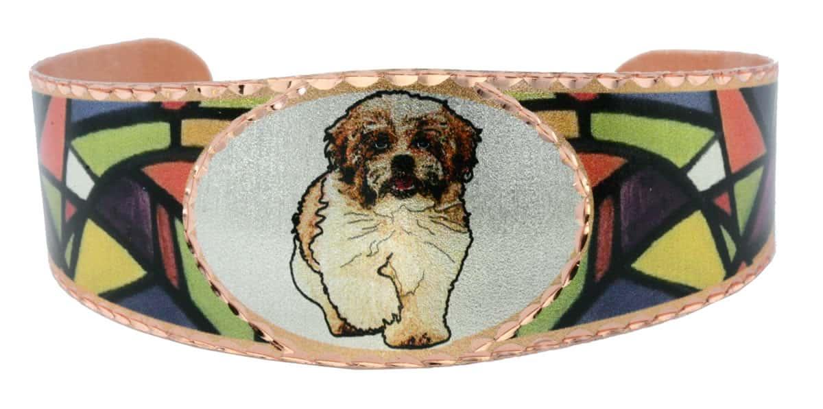 Dog Jewelry Shih Tzu Bracelet