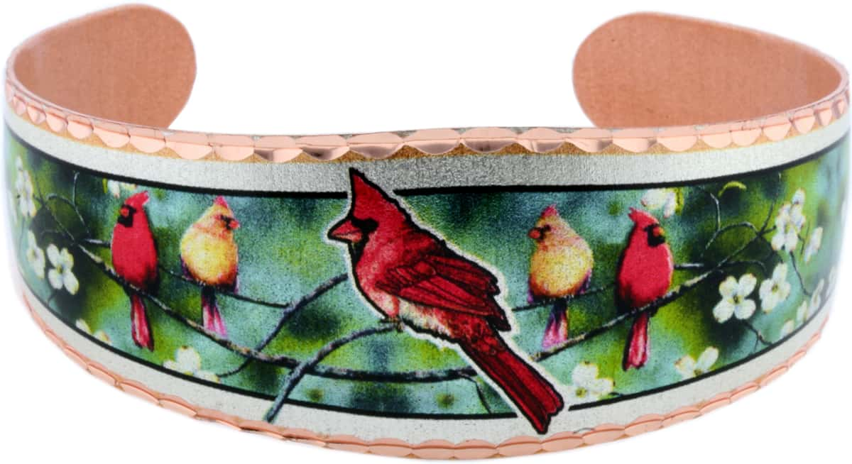 Cardinal Bracelets