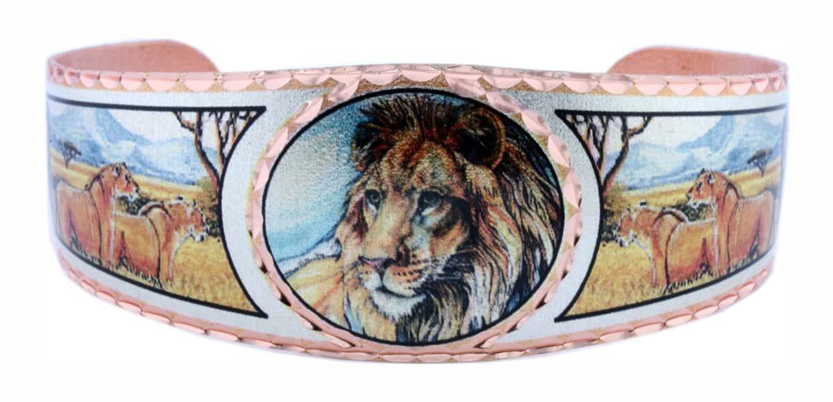 Lion Bracelets
