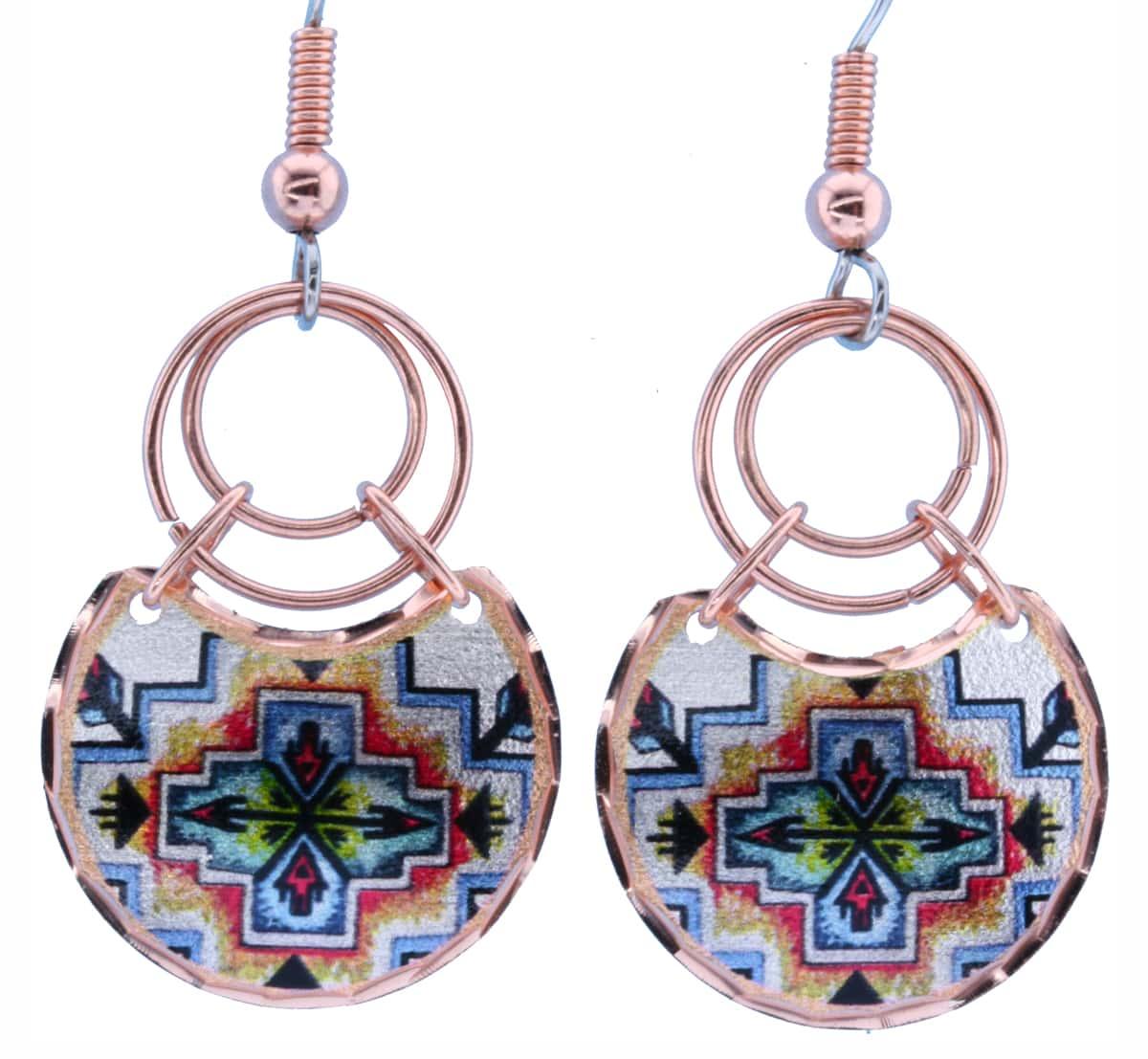 Wire Native Earrings
