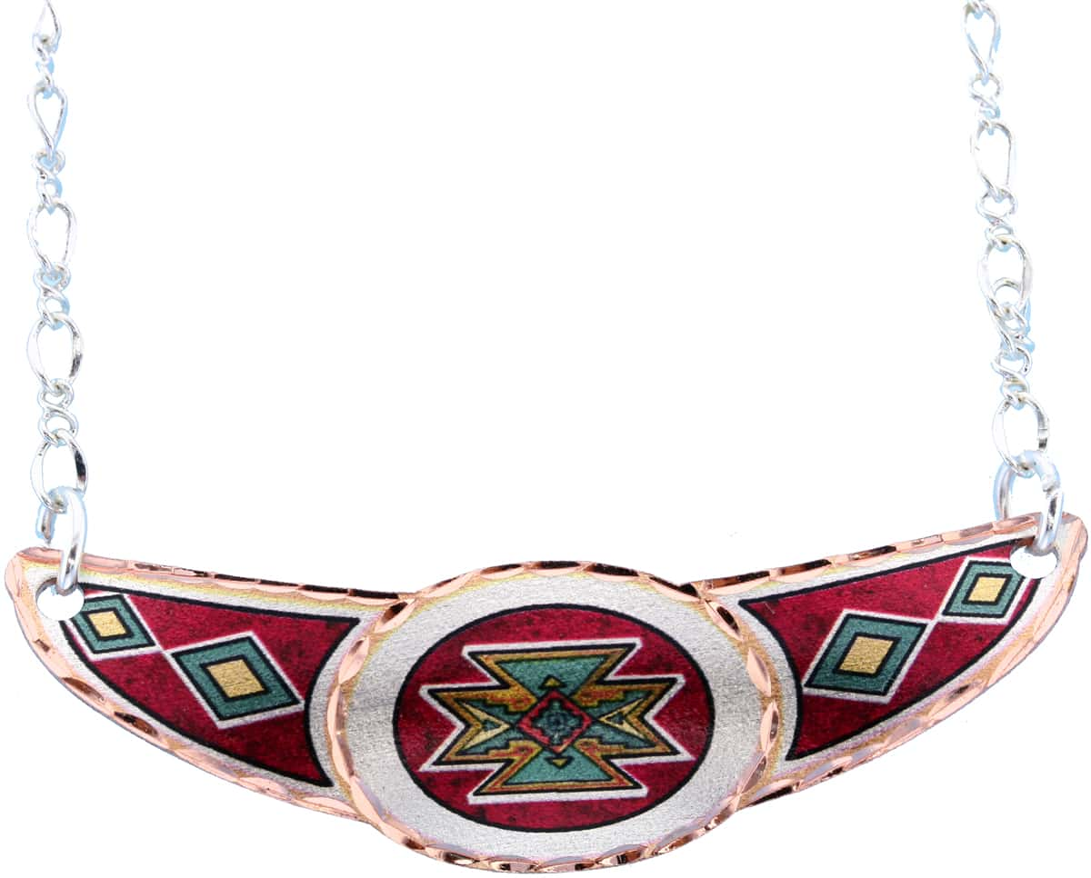 Native American Choker Necklace