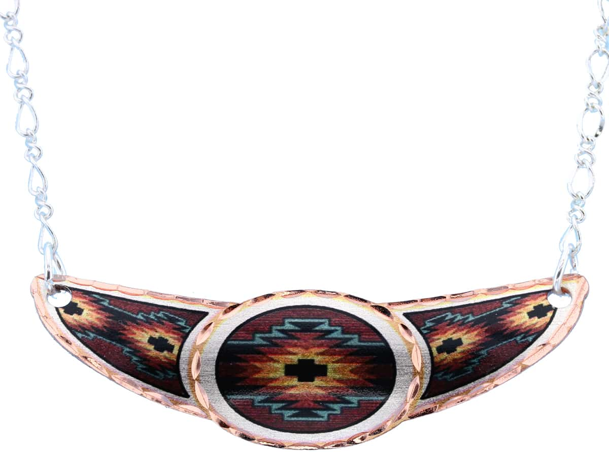 SW Native American Choker Necklace