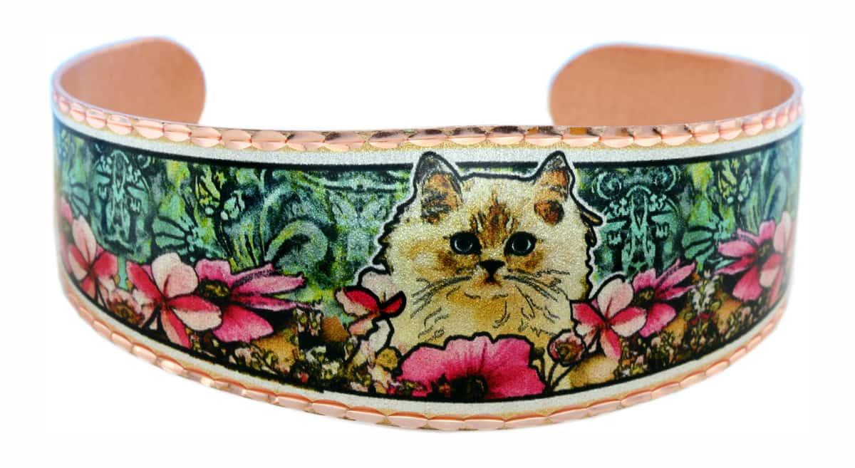 Cute Cat Jewelry Bracelets BA-288