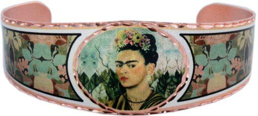 Frida Kahlo Self Portrait Bracelets BFK-01