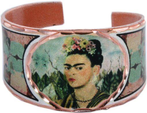 Frida Kahlo Self Portrait Rings RFK-01